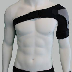 verstelbare schouderbrace vooraanzicht